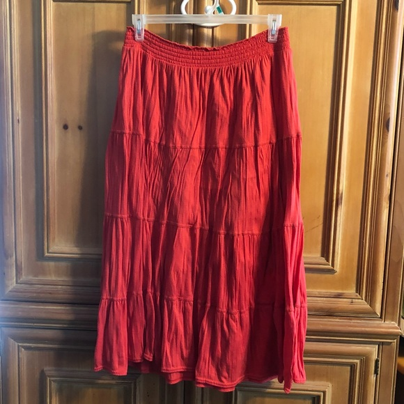 6761644f5 Cato Skirts | Plus Size 1820 Maxi Skirt | Poshmark